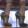 Wolford Hose High Heels HD Video